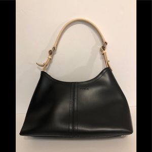 NWOT FURLA genuine leather purse